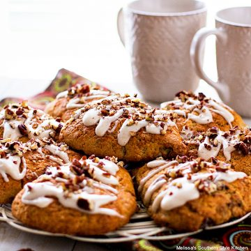 Brown Sugar Pecan Scone Recipe