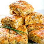 Cheddar Sausage Biscuits