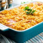 Cheesy Hash Brown Casserole Recipe