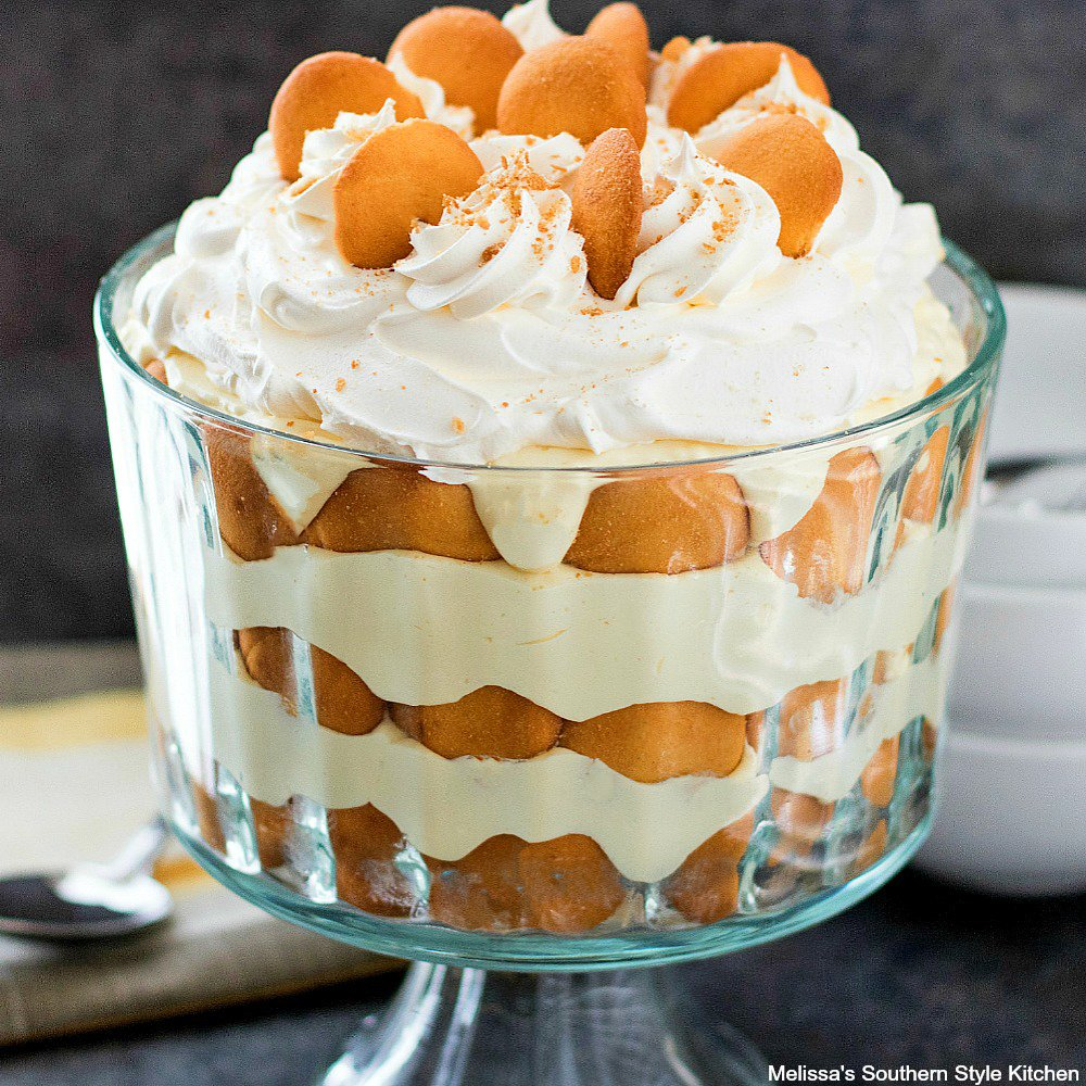 Easy Banana Pudding Melissassouthernstylekitchen Com