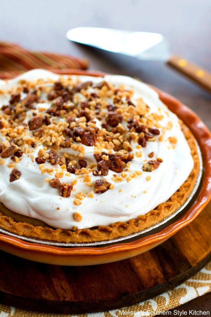 Caramel Pie Recipe