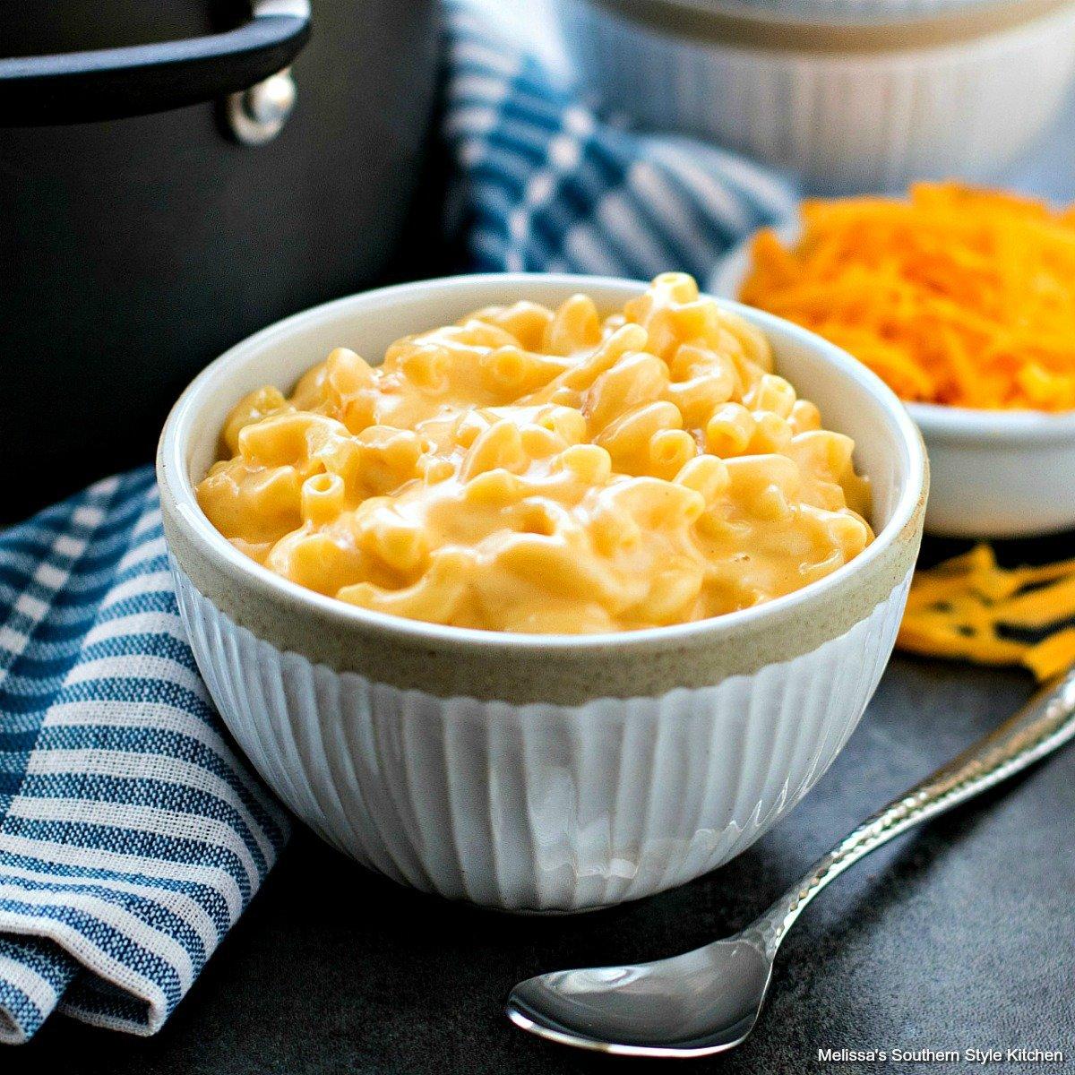 Creamy Stovetop Macaroni and Cheese