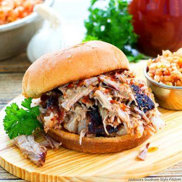 Pulled Pork Barbecue Recipe