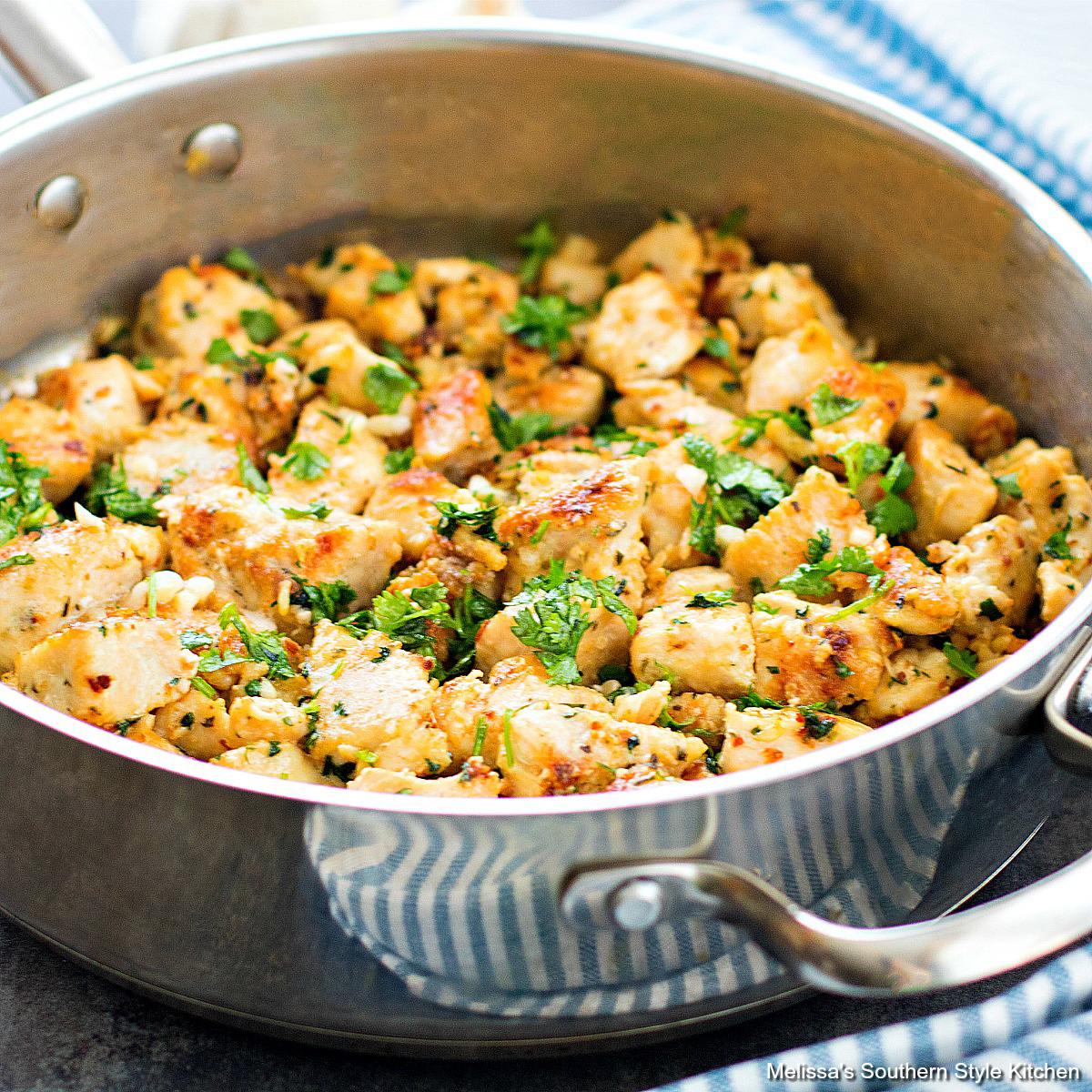 Garlic Butter Chicken recipe