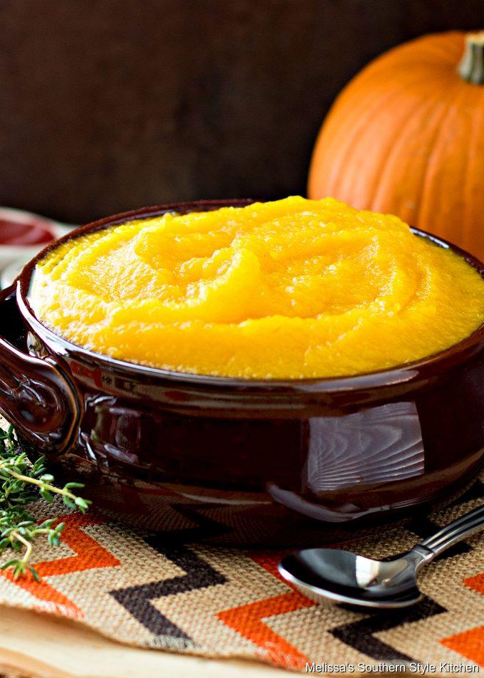 Homemade Pumpkin Puree