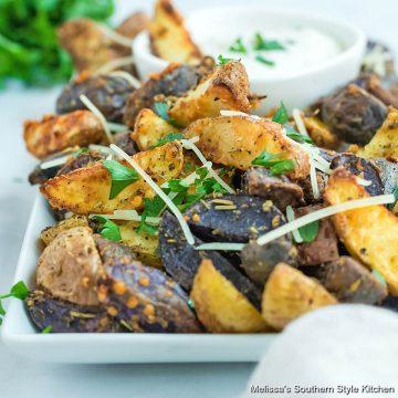 Air Fryer Crispy Potatoes