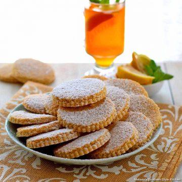 Southern Tea Cakes Recipe