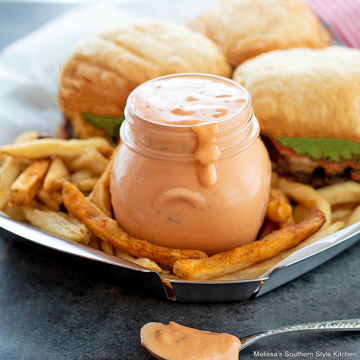 Special Burger Sauce