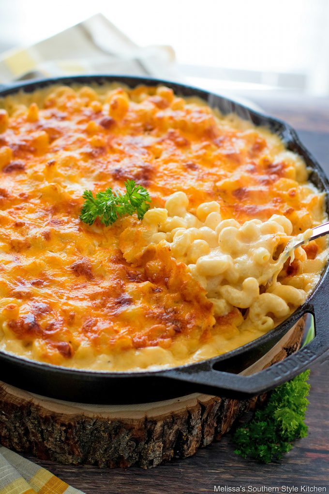 Twisted Macaroni and Cheese