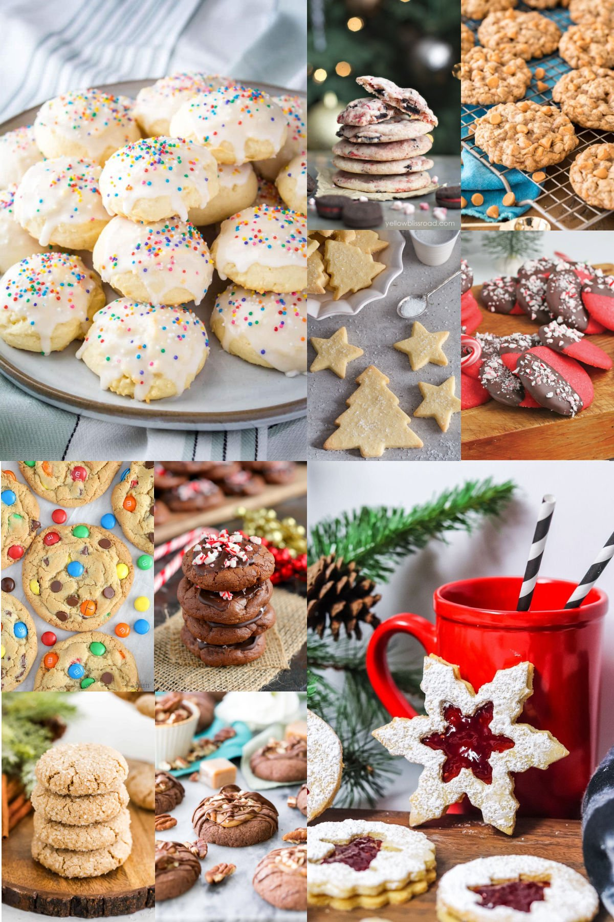 best Christmas cookies for swapping