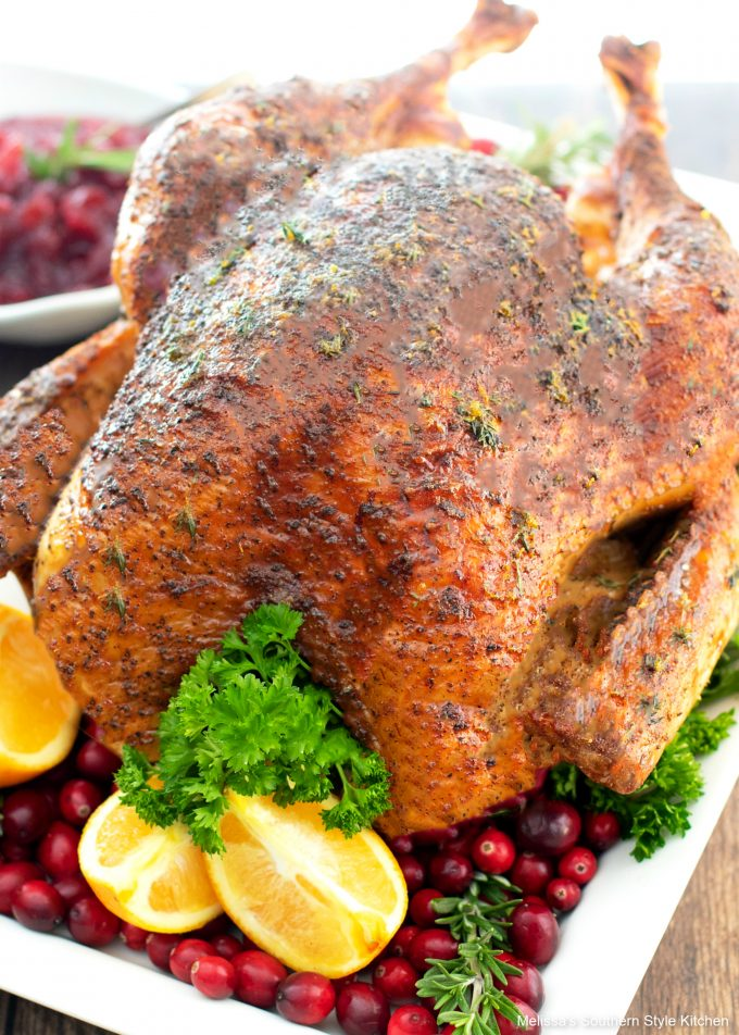 Oven Roasted Turkey Recipe Melissassouthernstylekitchen Com