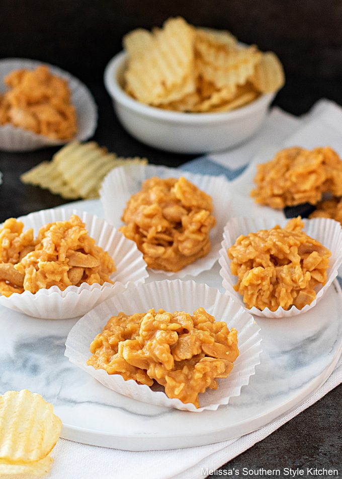 Potato Chip Clusters