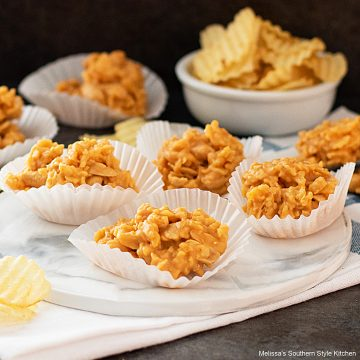 best recipe for Potato Chip Clusters