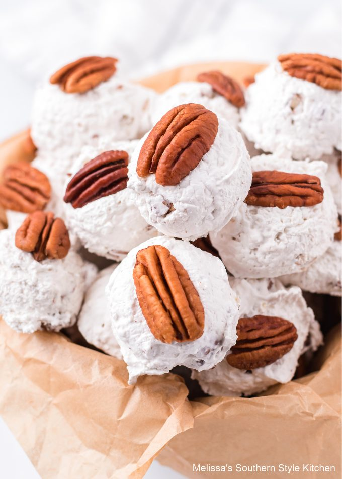 Southern Divinity Candy with pecans