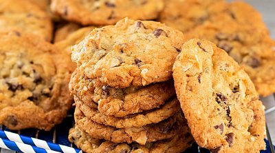 Almond Joy Cookies dessert