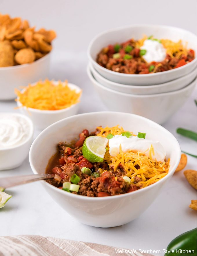 how to make Instant Pot Beef and Bean Chili