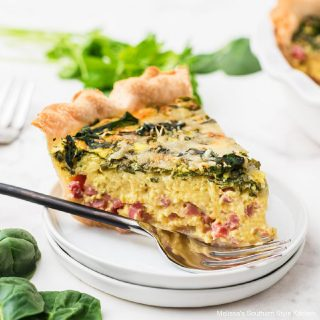 best ever recipe for Spinach Quiche