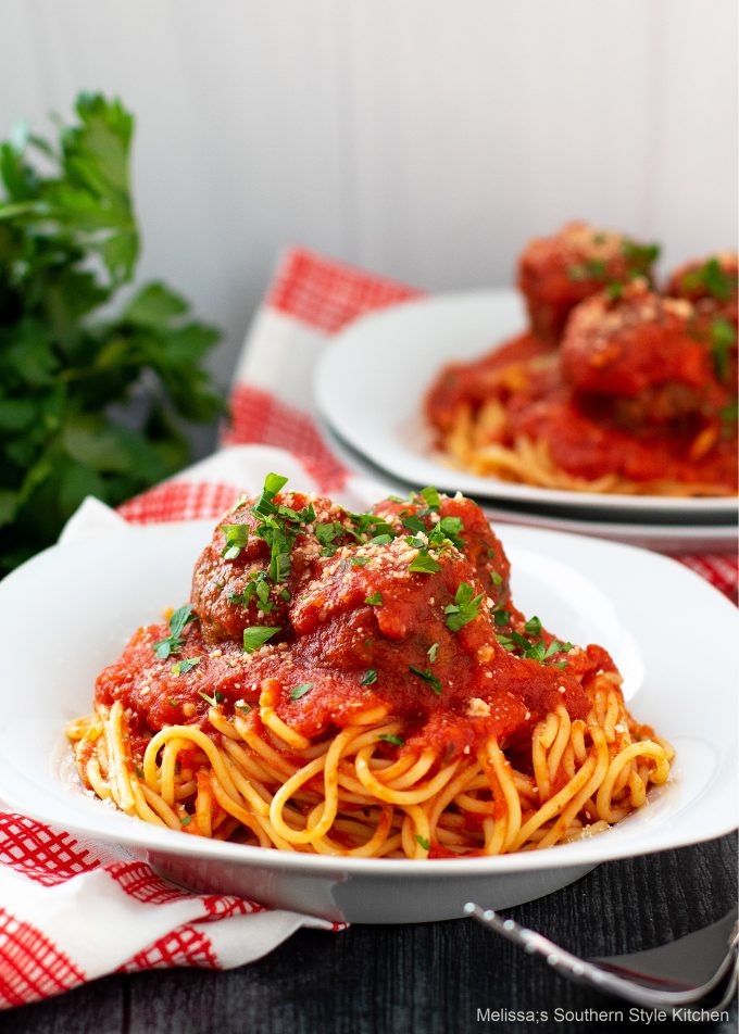 best ever recipe for Spaghetti and Meatballs