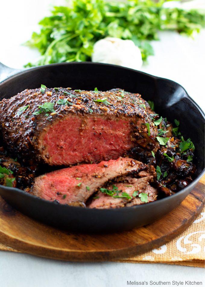 Tri Tip Roasted or Grilled