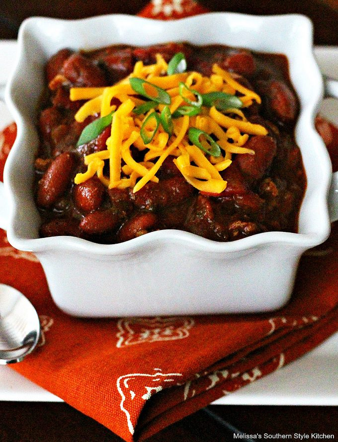Best Chipotle Turkey Chili