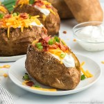 Recipe For Air Fryer Baked Potatoes