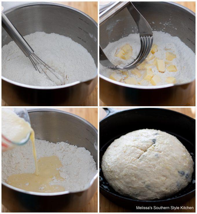 what do you ned to make Easy Irish Soda Bread