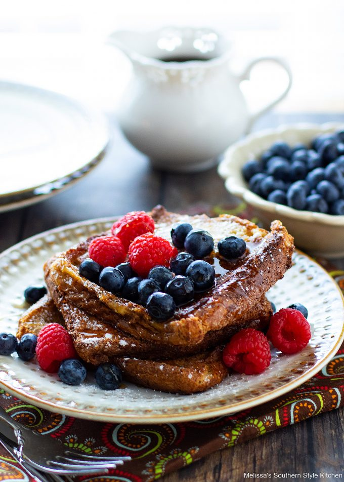 Sheet Pan French Toast recipe