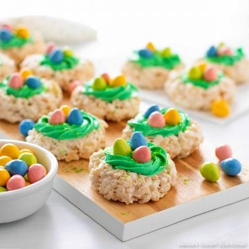 best recipe for Easter Rice Krispies Treats