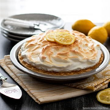 best ever Lemon Meringue Pie
