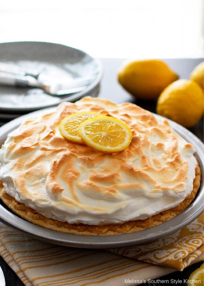 Southern Style Lemon Meringue Pie