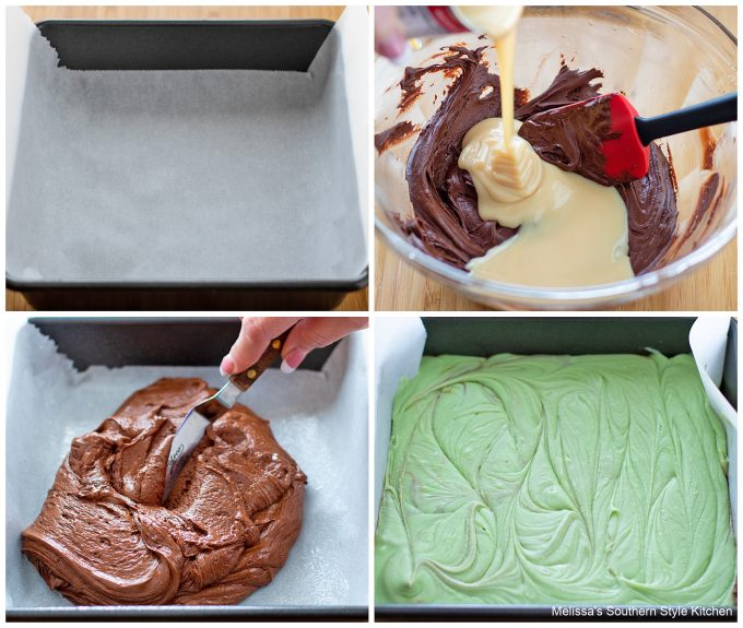 Chocolate Mint Fudge recipe