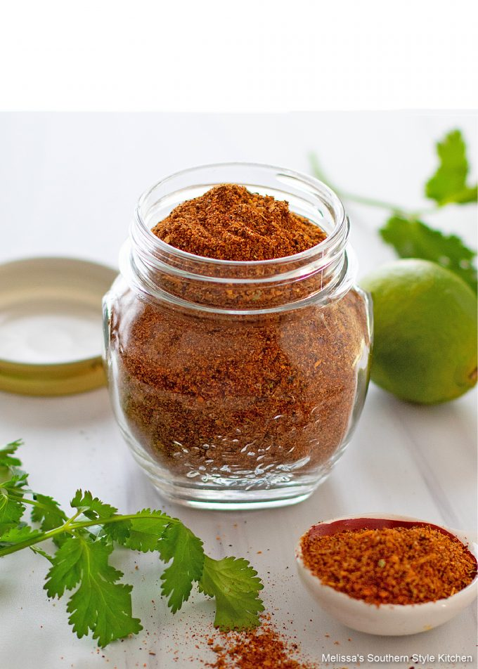 recipe for Homemade Taco Seasoning