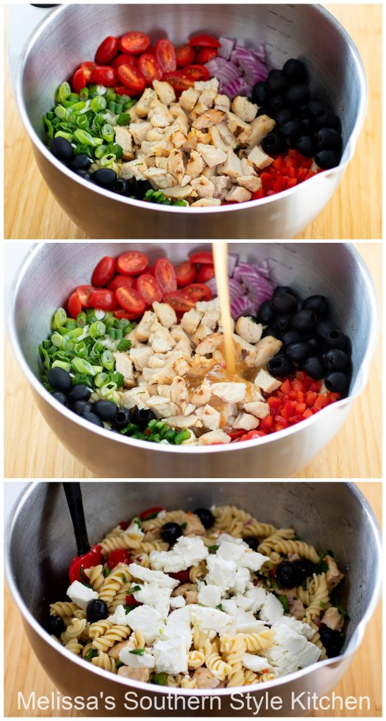 how to make Pasta Salad with Chicken