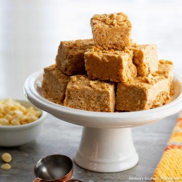 Peanut Butter Crunch Bars recipe