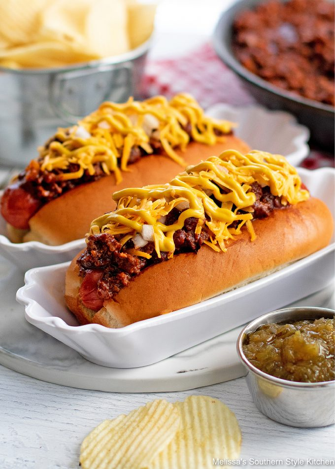 best ever chili for hot dogs