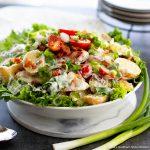 easy BLT Potato Salad
