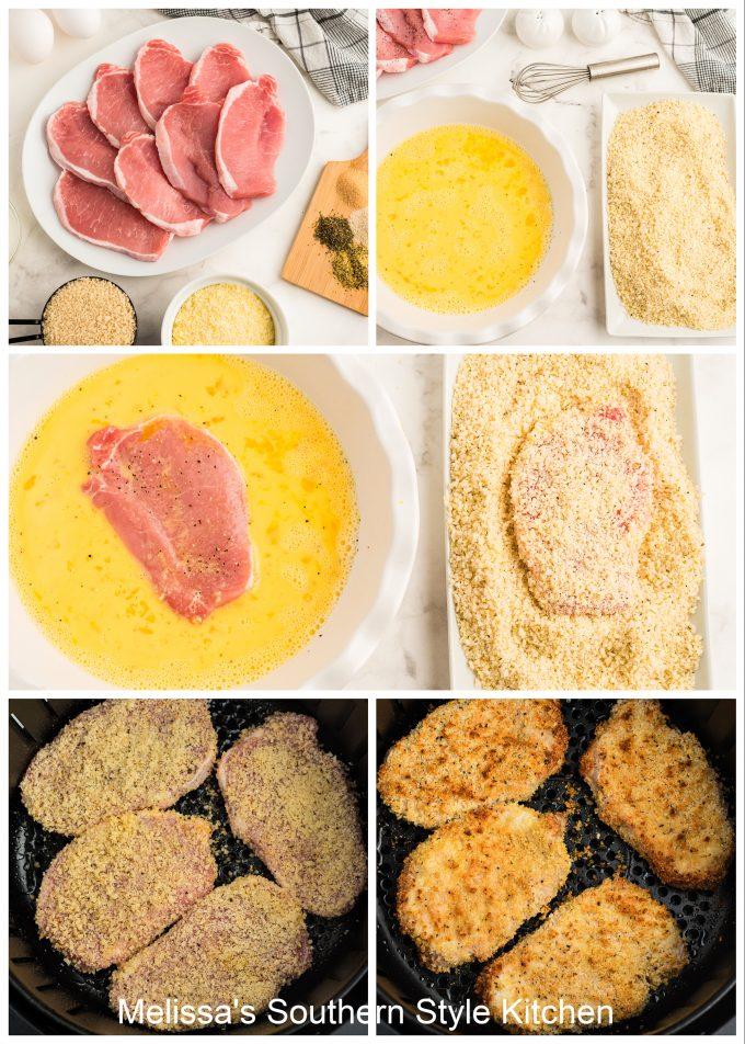 Air Fryer Pork Chops ingredients