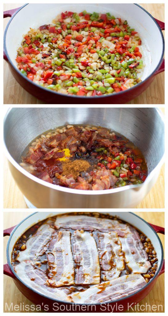 how to make Homemade Baked Beans