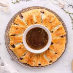 best French Dip Crescent Ring recipe