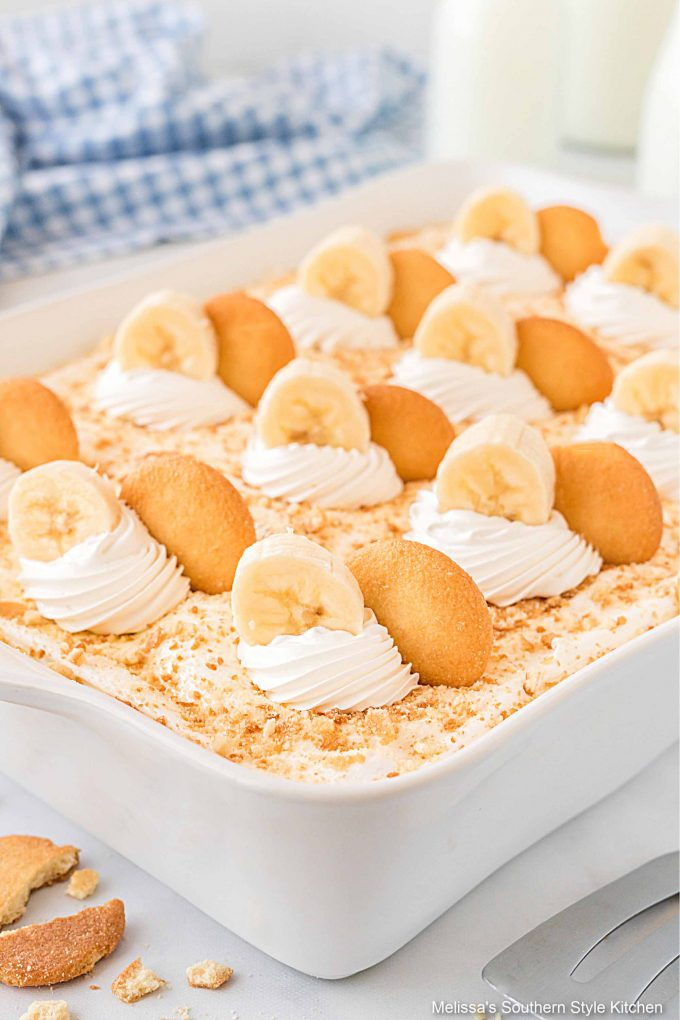 best ever Southern Banana Pudding Lush