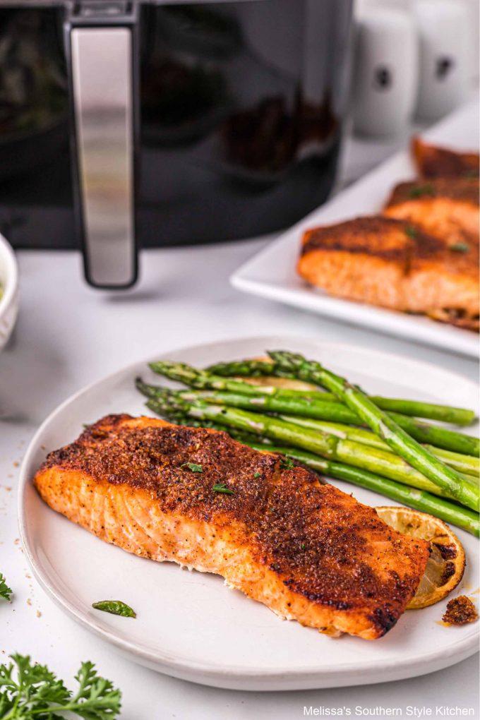 easy Air Fryer Salmon