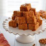 Butterscotch Rice Krispies Treats recipe