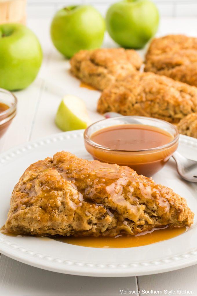 apple-scones