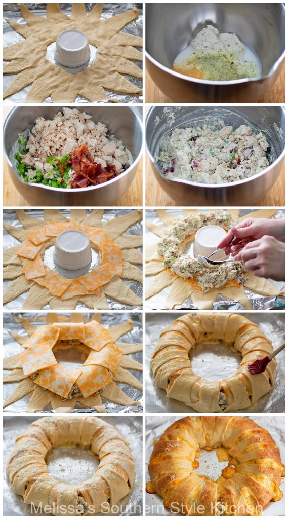 ingredients-to-make-chicken-bacon-ranch-crescent-ring