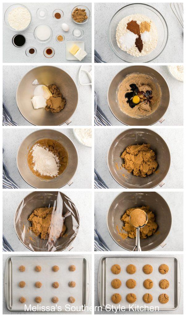 ingredients-to-make-molasses-cookies